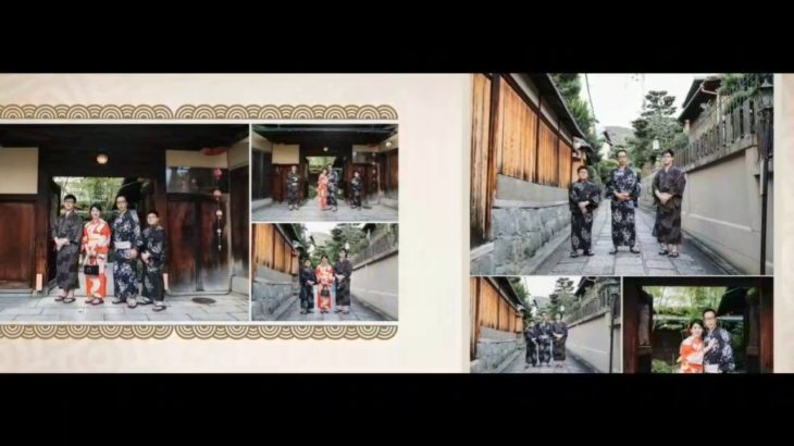 My photobook of Kyoto trip 2018
