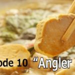 "Good food in japan ,Tokyo traditional places  Ep.10.""Angler Pot"" tells the coming of Winter"