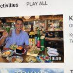 Kyoto Restaurant Tour (Director's Comments)