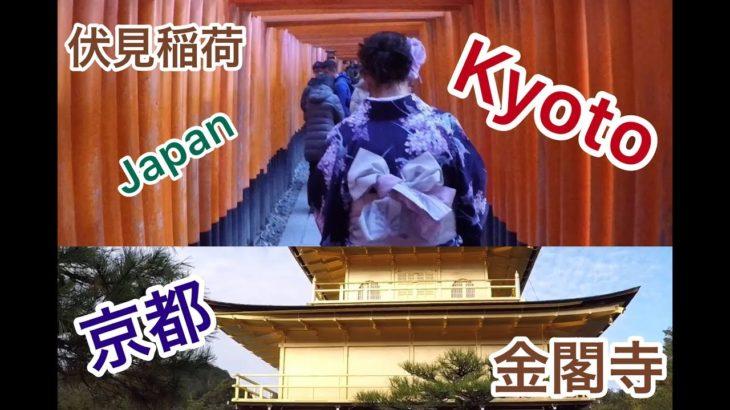 Japan's fun Kyoto trip   ✈  京都