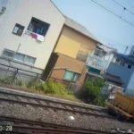 Train view to Kyoto 1