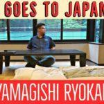 Zane Goes To Japan! #3 [Yamagishi Ryokan – Traditional Japanese-Styled Inn at Fujikawaguchiko]