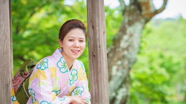 A DAY IN KYOTO, JAPAN | KIMONO