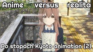 Po stopách Kyoto animation – Haruhi a Koe no Katači